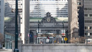 New York Train Station