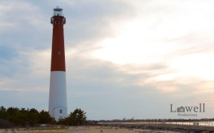 Lighthouse sunsset