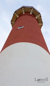 Lighthouse super close